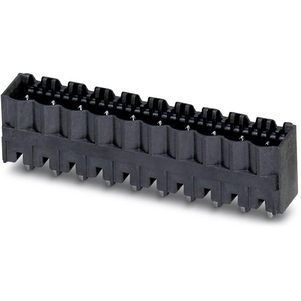 Pinsko ohišje za tiskano vezje CCVA Phoenix Contact 1955853 raster: 5.08 mm 50 kosov