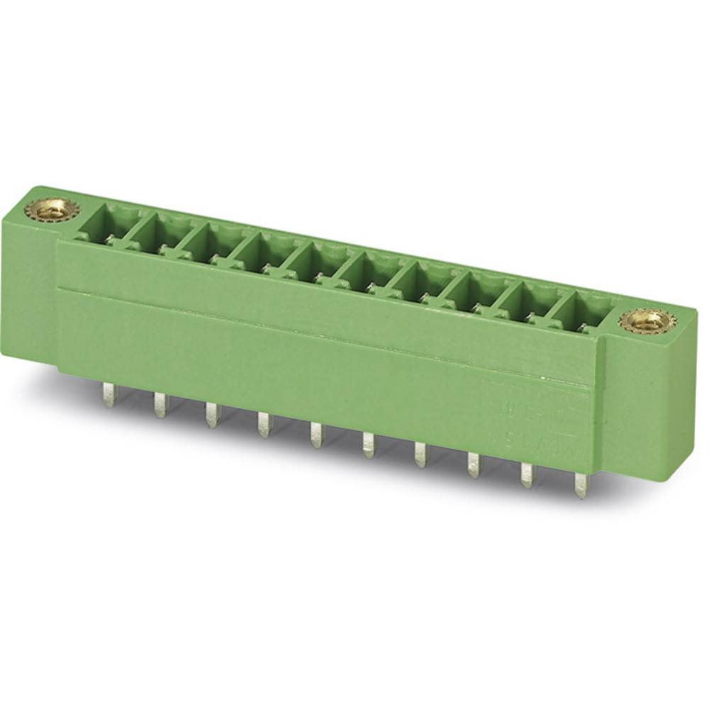 Stiftkabinet-printplade MCV (value.1361151) Samlet antal poler 11 Phoenix Contact 1843318 Rastermål: 3.50 mm 50 stk