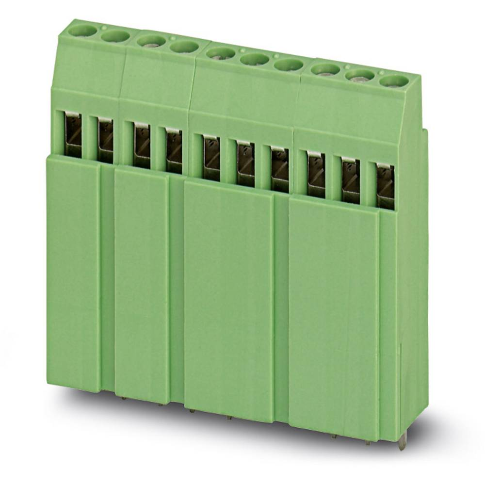 Skrueklemmeblok Phoenix Contact MK3DSH 3/ 2-5,08 2.50 mm² Poltal 2 Grøn 50 stk