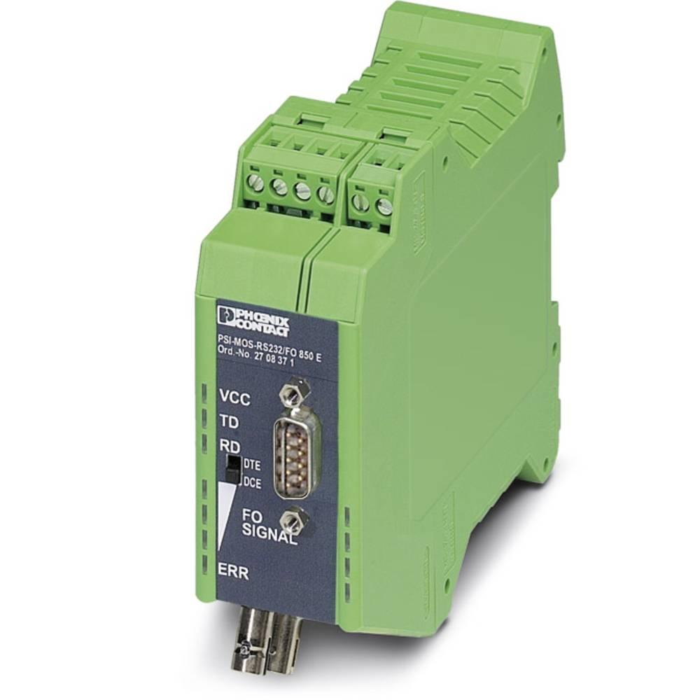 Optički pretvarač Phoenix Contact PSI-MOS-RS232/FO 850 E optički pretvarač