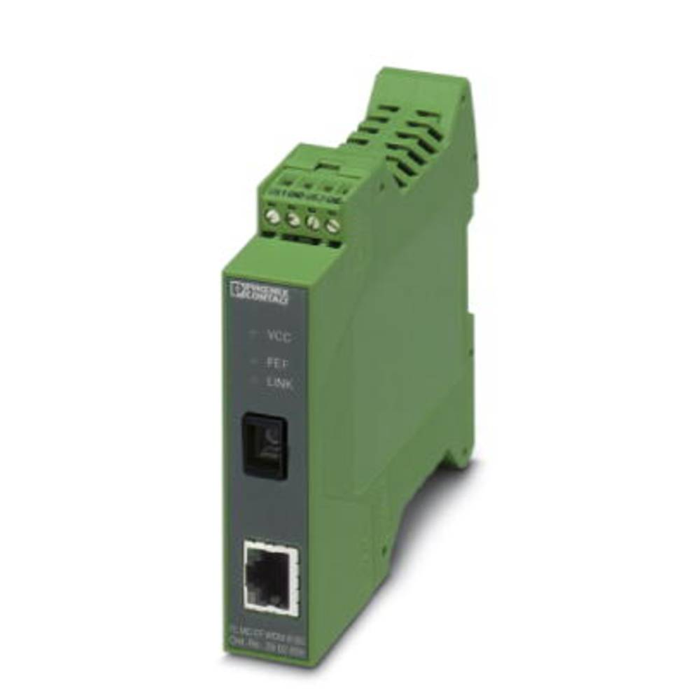 Pretvornik za optiko Phoenix Contact FL MC EF WDM-B SC Pretvornik za optiko