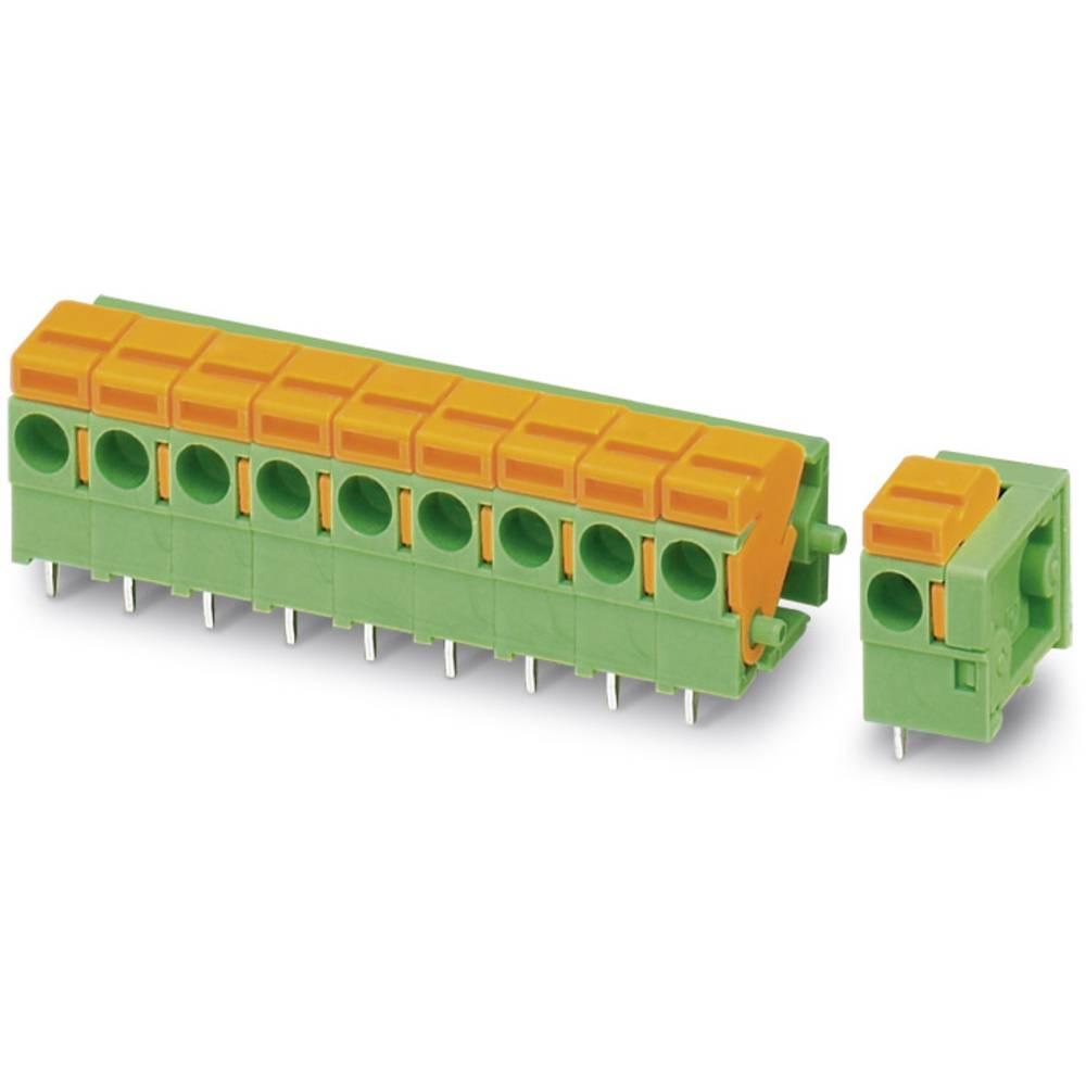 Fjederkraftsklemmeblok Phoenix Contact FFKDSA1/H1-5,08- 4 1.50 mm² Poltal 4 50 stk