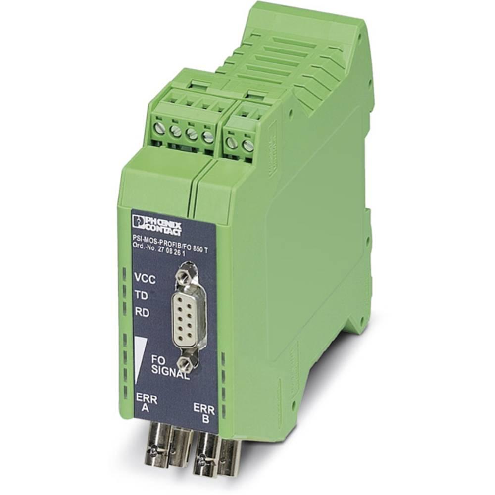Optički pretvarač Phoenix Contact PSI-MOS-PROFIB/FO 850 T optički pretvarač