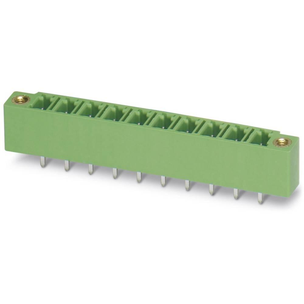 Stiftkabinet-printplade MCV Samlet antal poler 3 Phoenix Contact 1847628 Rastermål: 5.08 mm 50 stk