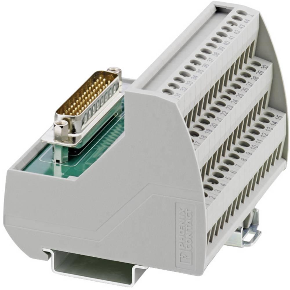 VIP-3/SC/HD26SUB/F - Prenosni modul VIP-3/SC/HD26SUB/F Phoenix Contact vsebina: 1 kos