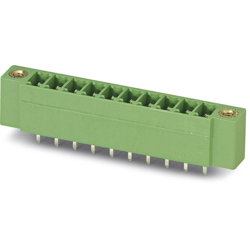 Stiftkabinet-printplade MCV Samlet antal poler 16 Phoenix Contact 1830732 Rastermål: 3.81 mm 50 stk