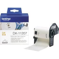 Brother CD/DVD naljepnice (film) O58, 100 komada DK11207