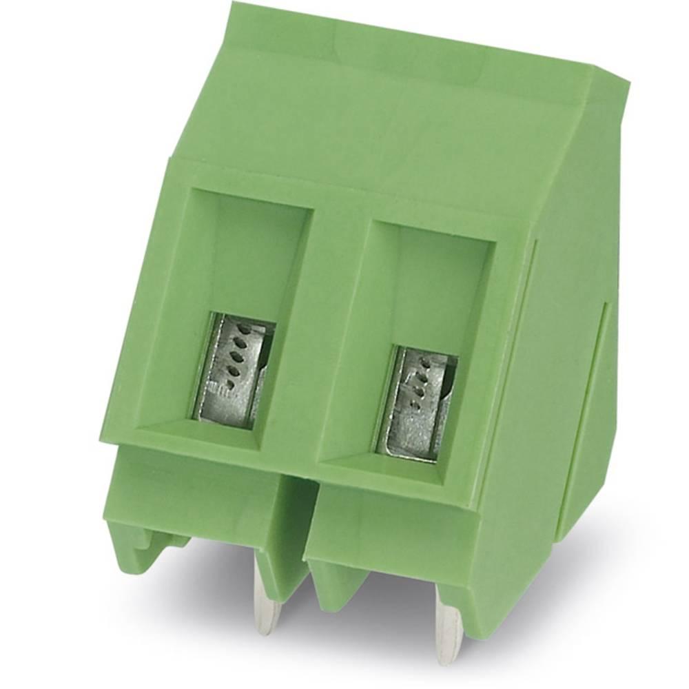 Skrueklemmeblok Phoenix Contact GSMKDS 3/ 3 2.50 mm² Poltal 3 Grøn 100 stk