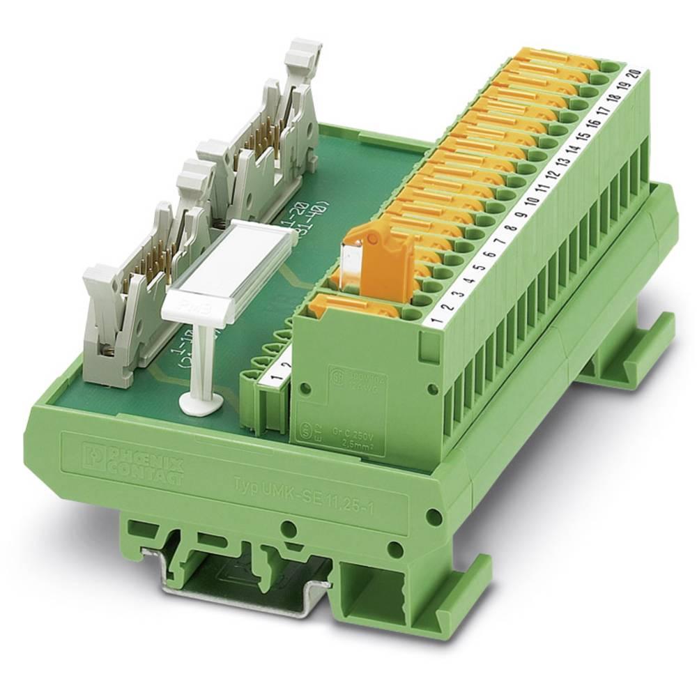 FLKM-2FLK14/KDS3-MT/PPA/S7 - Pasivni modul FLKM-2FLK14/KDS3-MT/PPA/S7 Phoenix Contact vsebina: 1 kos