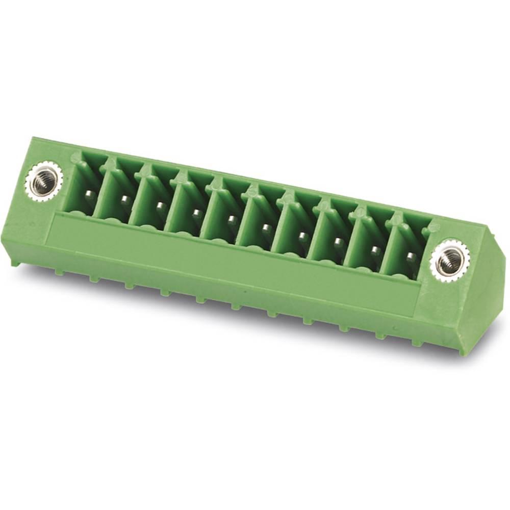 Pinsko ohišje za tiskano vezje SMC Phoenix Contact 1827428 raster: 3.81 mm 50 kosov