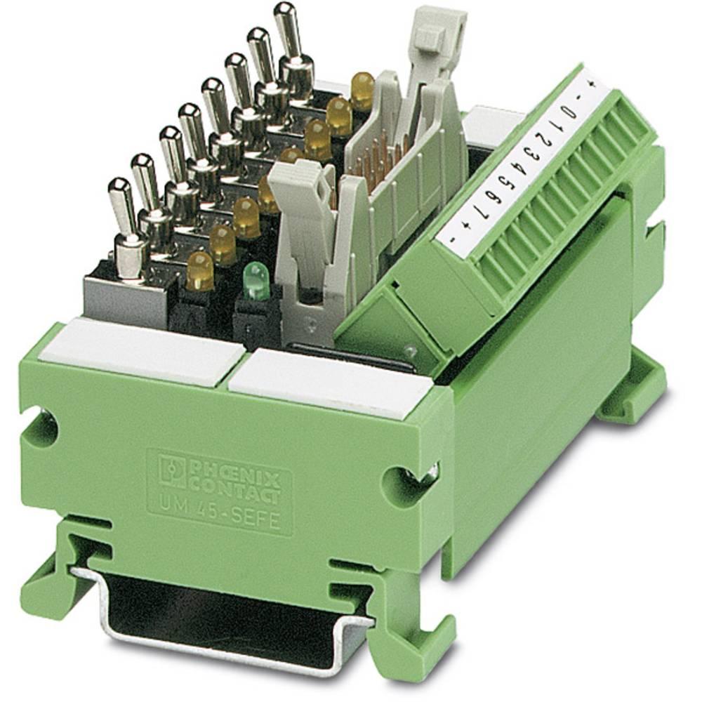 UM 45-DI/DO/S/LA/SIM8 - Prenosni modul UM 45-DI/DO/S/LA/SIM8 Phoenix Contact vsebina: 1 kos