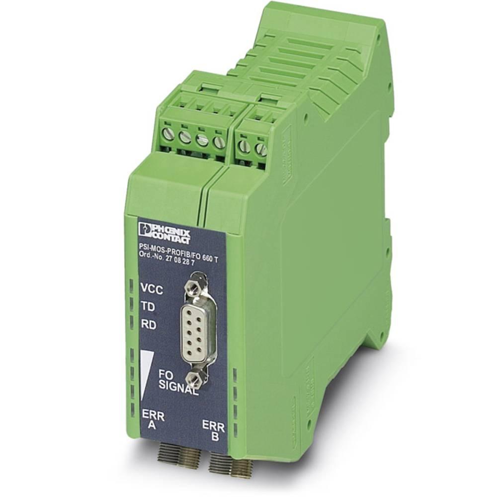 Optički pretvarač Phoenix Contact PSI-MOS-PROFIB/FO 660 T optički pretvarač