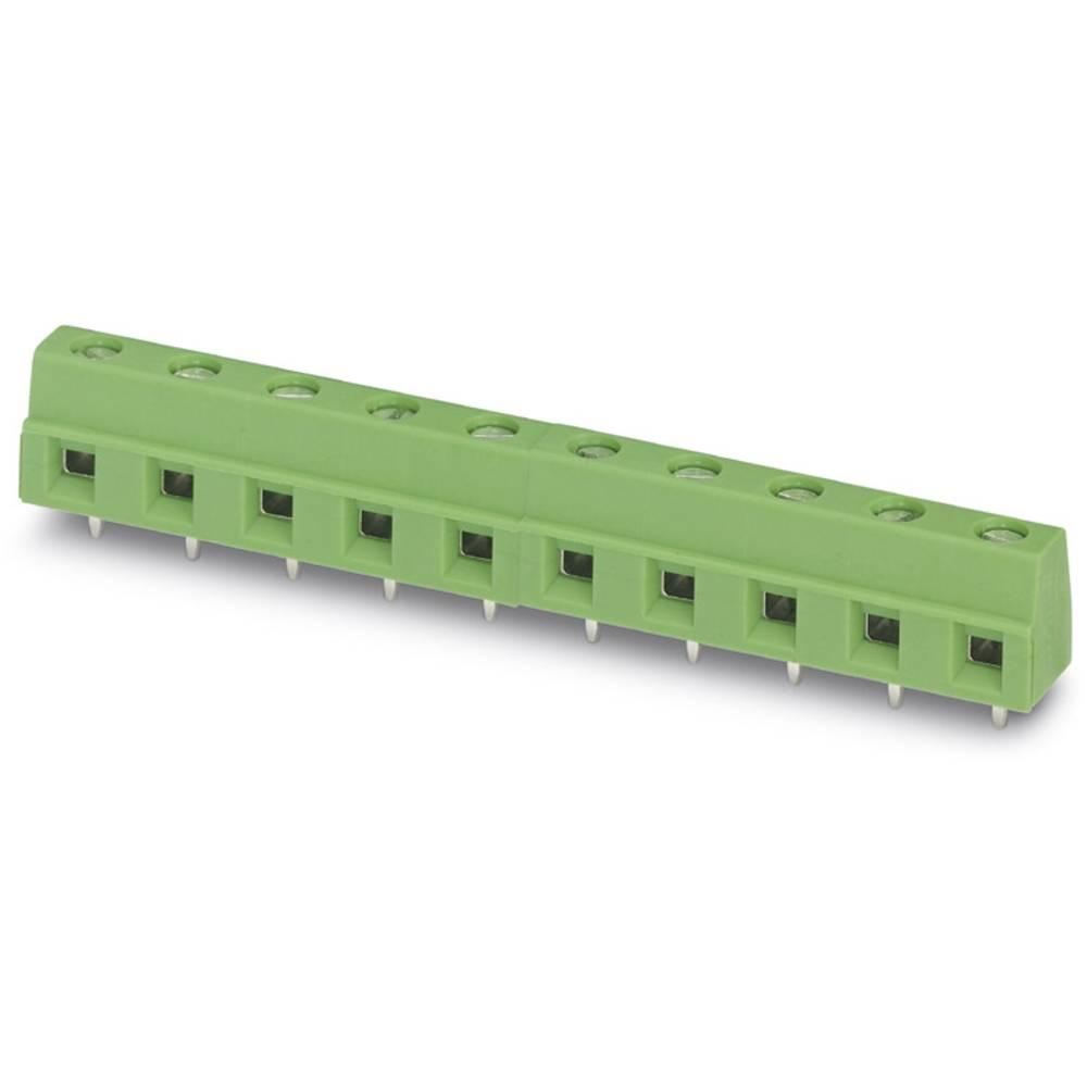 Skrueklemmeblok Phoenix Contact GMKDSN 1,5/ 2-7,62 1.50 mm² Poltal 2 Grøn 50 stk