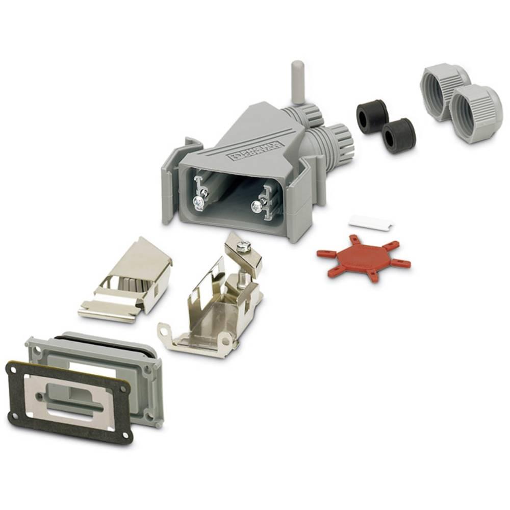 D-SUB vtič 180 ° število polov: 25 z vijaki Phoenix Contact VS-25-komplet-EMV 1 kos
