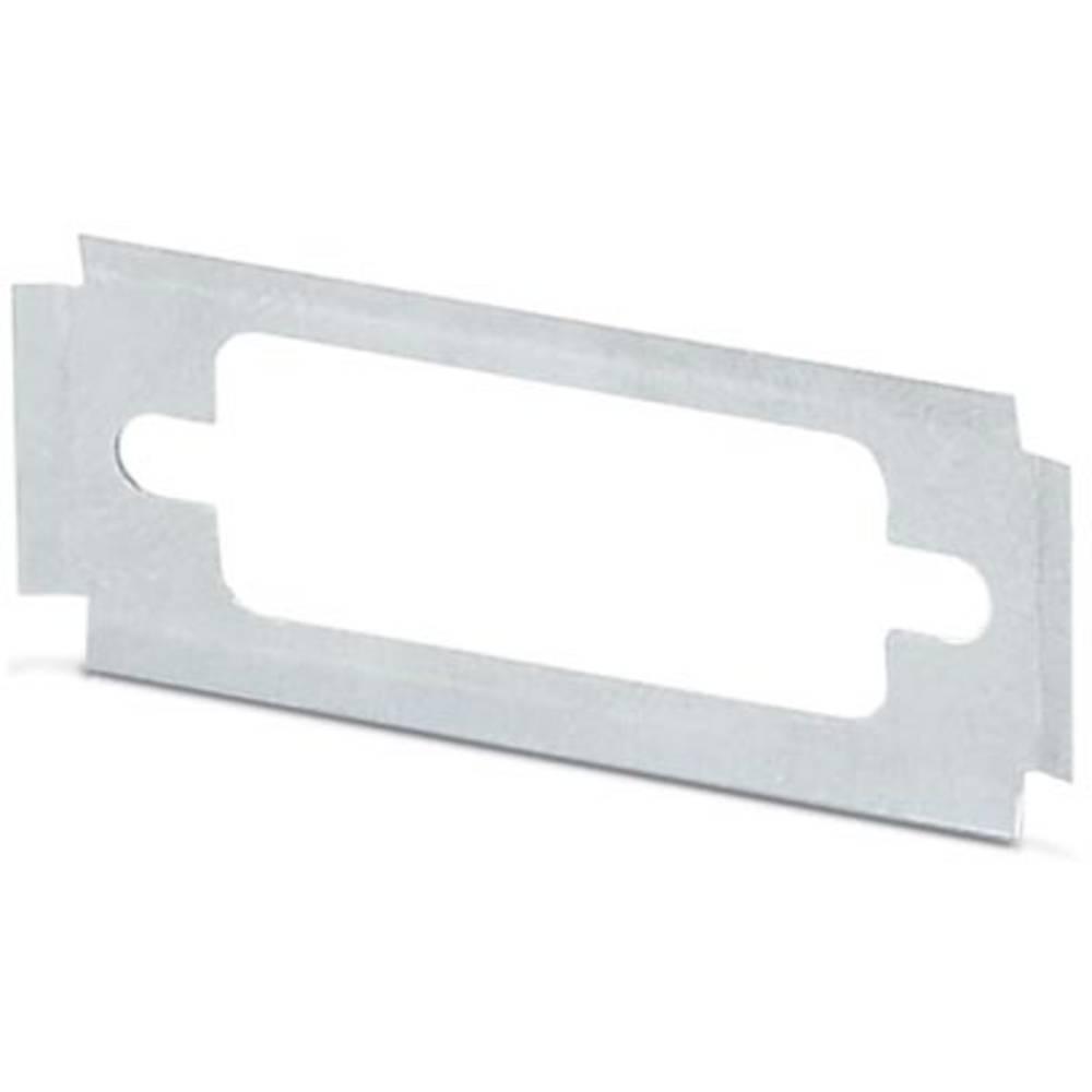 Zaščitna plošča Phoenix Contact VS-15-A-EMV-S srebrne barve 5 kosov