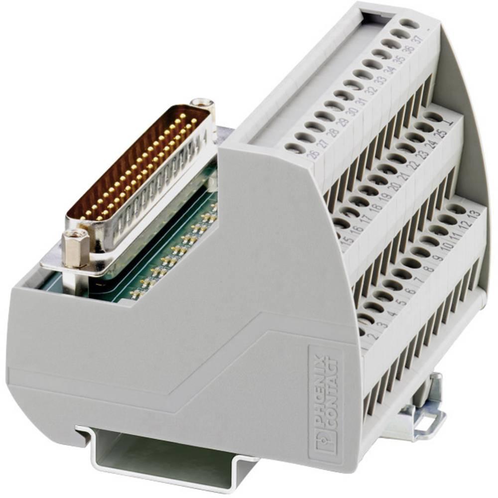 VIP-3/SC/D50SUB/F/LED - Prenosni modul VIP-3/SC/D50SUB/F/LED Phoenix Contact vsebina: 1 kos