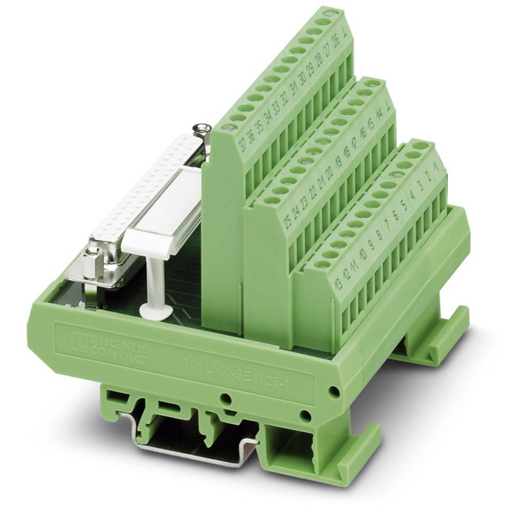 FLKMS-D37 SUB/B (1-37) - Prenosni modul FLKMS-D37 SUB/B (1-37) Phoenix Contact vsebina: 5 kos