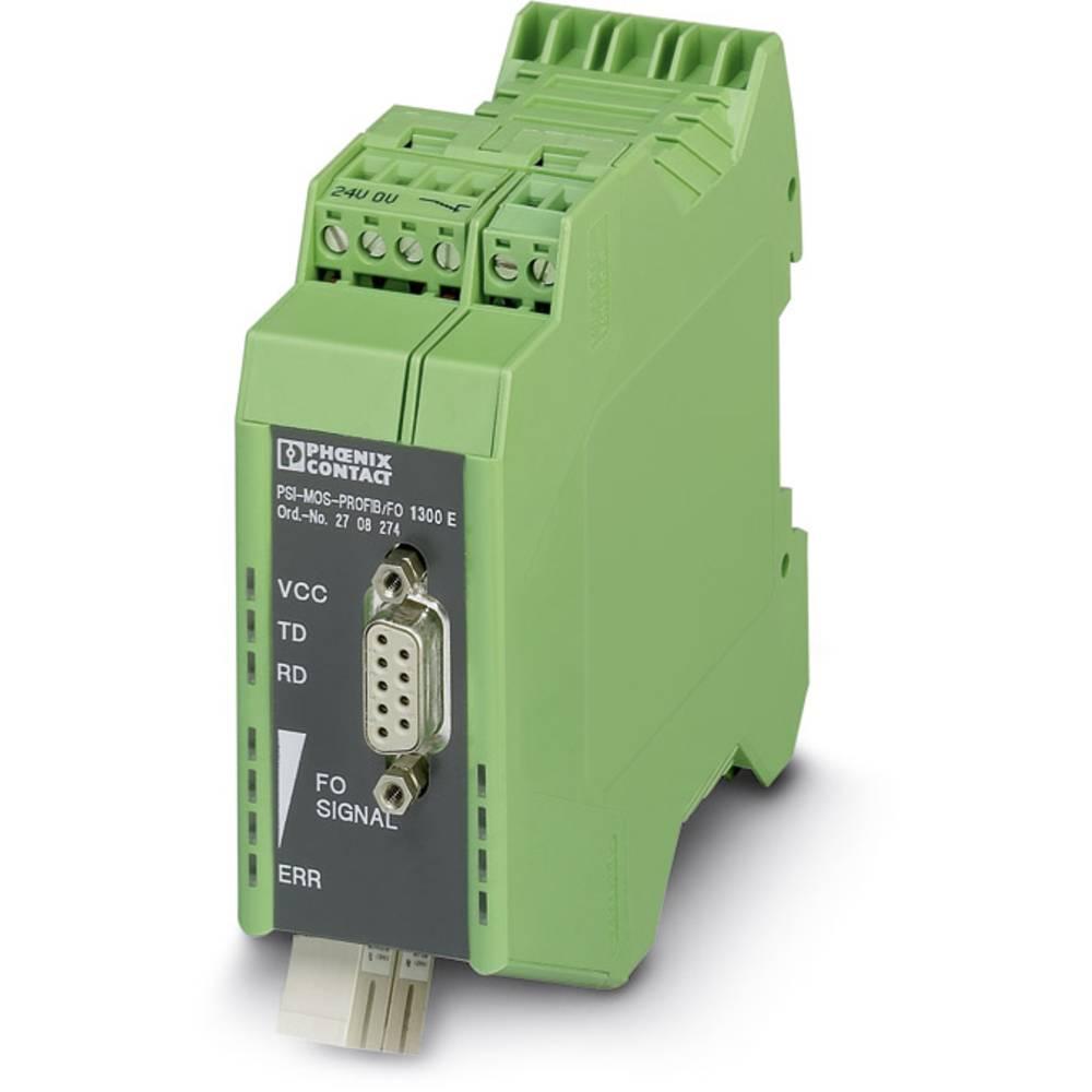 Optički pretvarač Phoenix Contact PSI-MOS-PROFIB/FO1300 E optički pretvarač