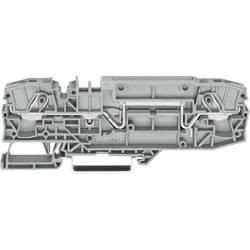 Gennemgangsklemme 8 mm Trækfjeder Belægning: N Blå WAGO 2006-8604 1 stk