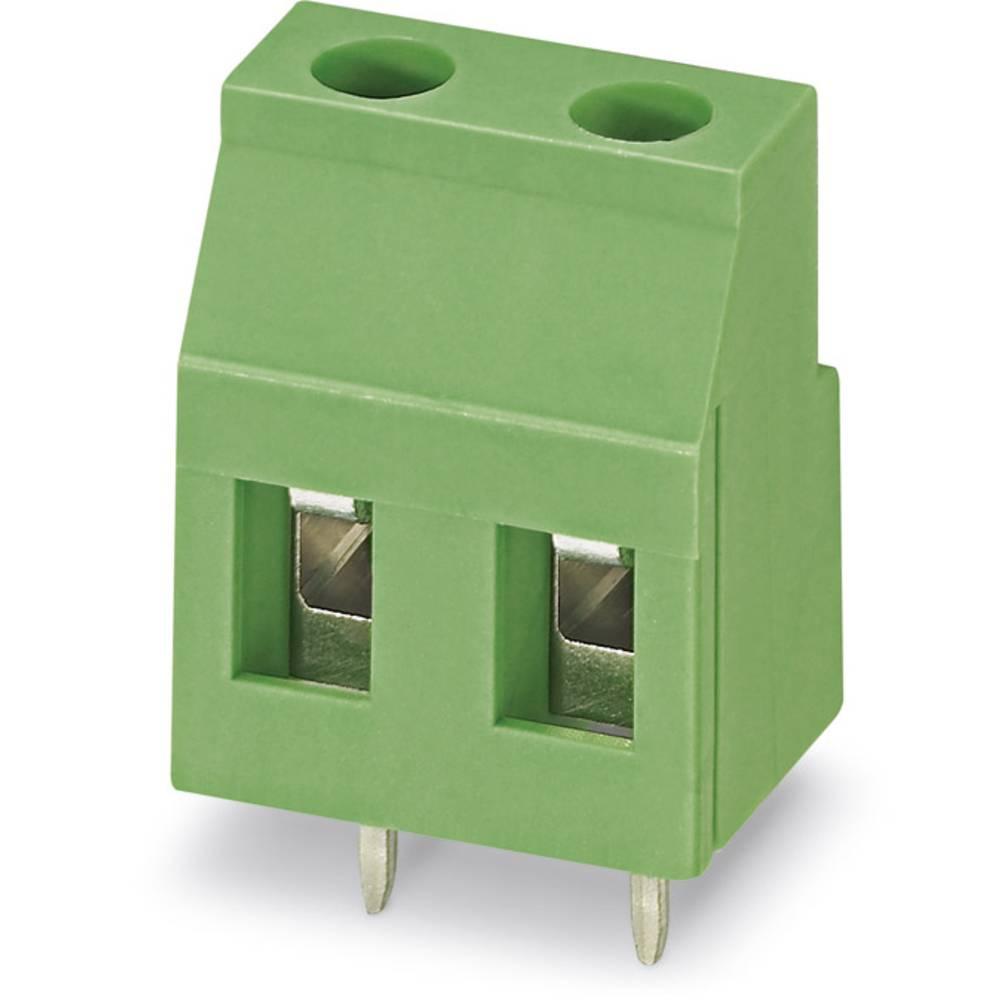 Skrueklemmeblok Phoenix Contact GMKDS 3/ 6 2.50 mm² Poltal 6 Grøn 50 stk