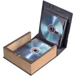 Album za CD/Foto-CD-e Hama koža smeđa (mat) 28 CDs/DVDs (Š x V x Db) 163 x 170 x 63 mm