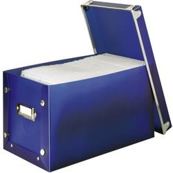 Kutija za medije 78378 Hama Media box 140, plava