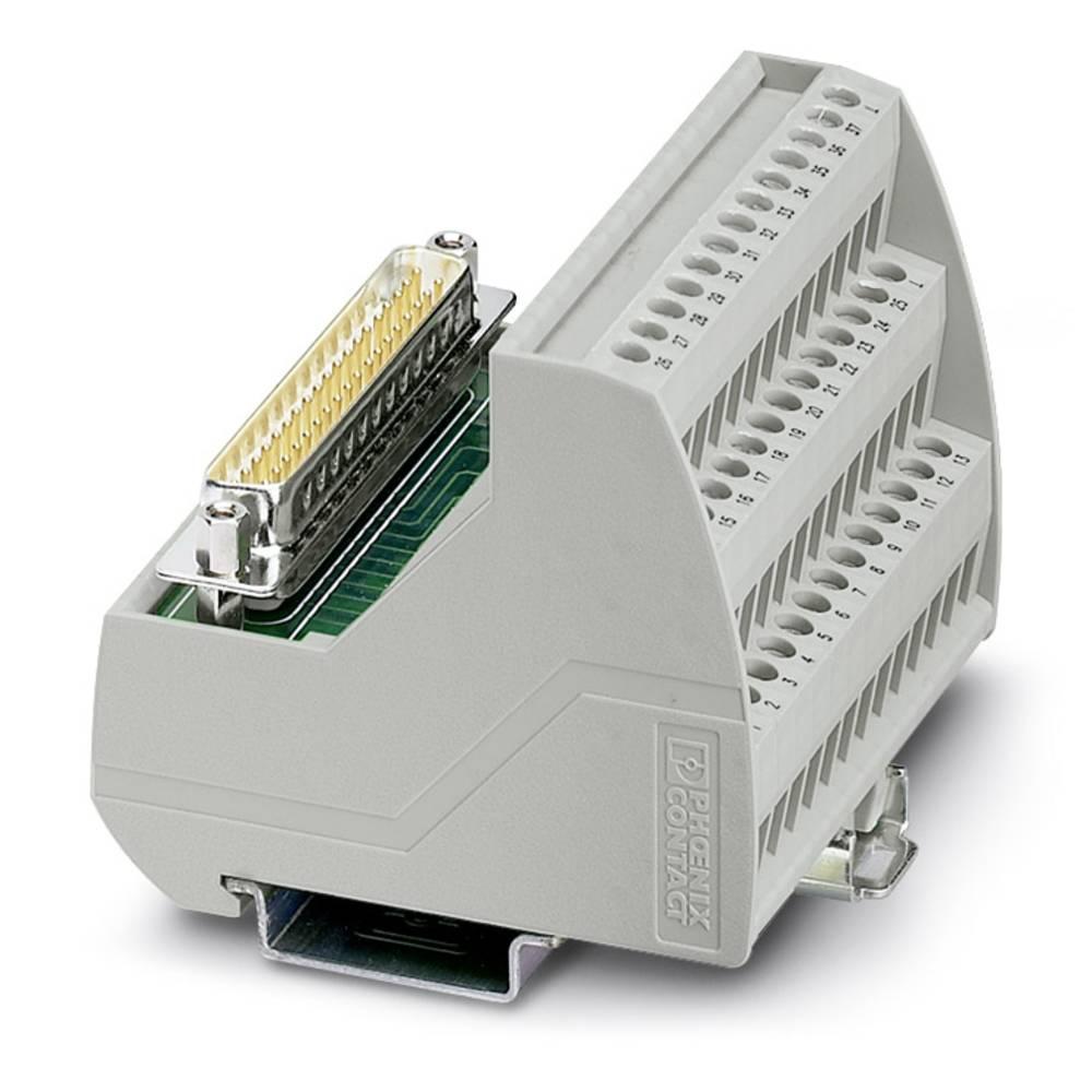 VIP-3/SC/D25SUB/F - Prenosni modul VIP-3/SC/D25SUB/F Phoenix Contact vsebina: 1 kos