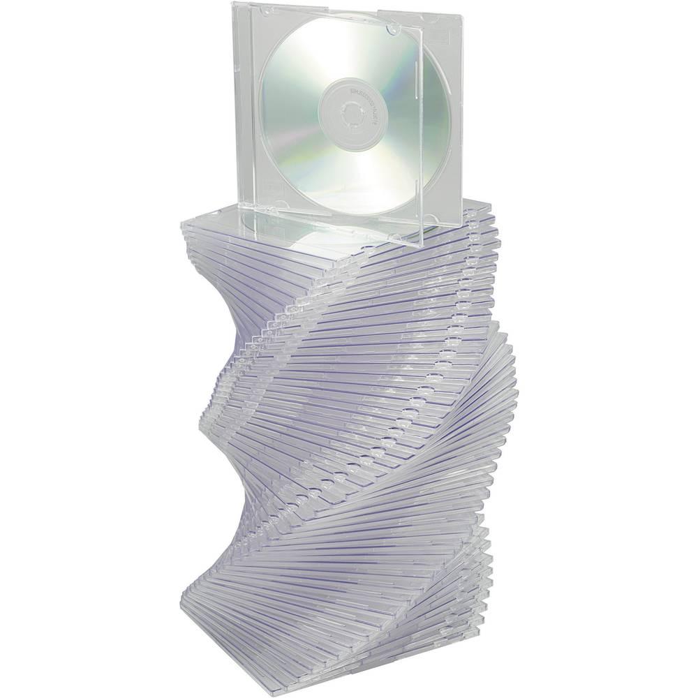 Prosojne škatle za CD-je