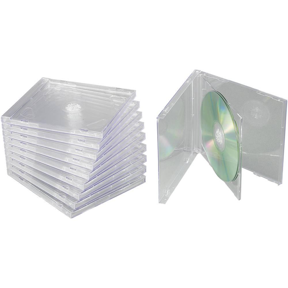 Škatla za 2 CD-ja