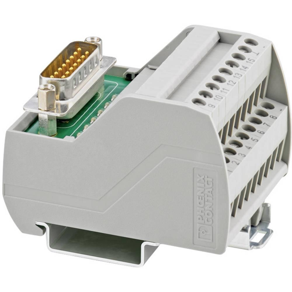 VIP-2/SC/D15SUB/F/LED - Prenosni modul VIP-2/SC/D15SUB/F/LED Phoenix Contact vsebina: 1 kos