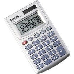 Miniräknare Canon LS-270 H Silver Display (ställen): 8 solcell, batteri (BxHxD) 61 x 10 x 102 mm