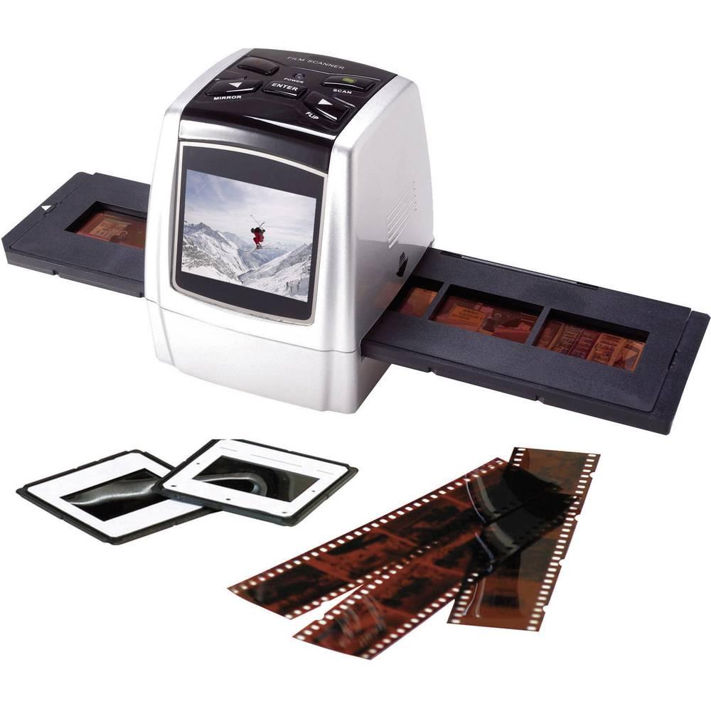 Diaskanner, Negativskanner imax IM0710 1800 dpi Display, Minneskortplats, Batteridrift möjlig, Digitalisering utan PC