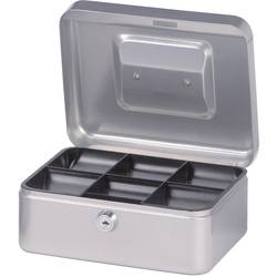 Kaseta za novac Maul 19200 (Š x V x D) 200 x 90 x 170 mm srebrne boje