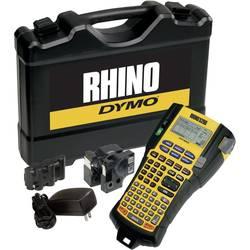 Tiskalnik nalepk Dymo Rhino 5200 + kovček + Li-Ion baterija+trakovi + napajalnik S0841460