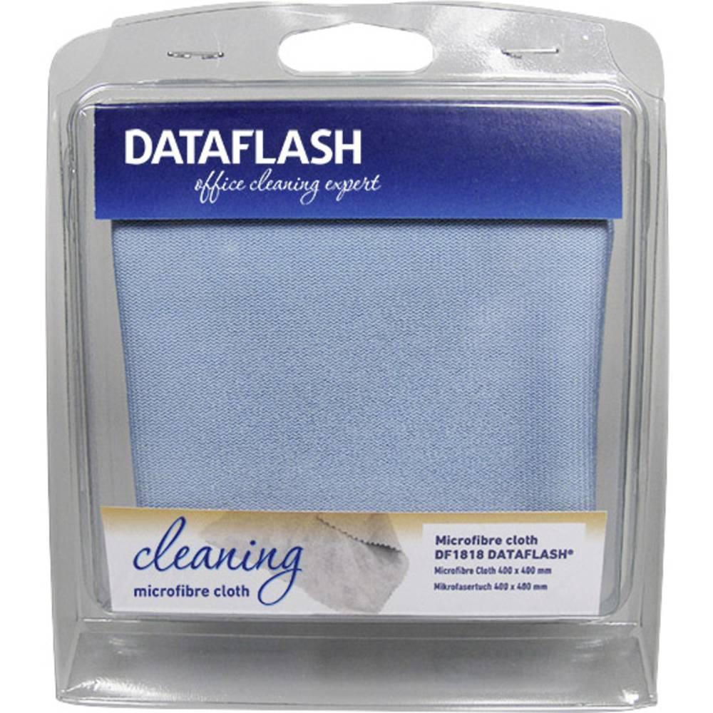 Krpa iz mikrovlaken DataFlashDF1818 za čiščenje zaslonov, vsebina: 1 kos