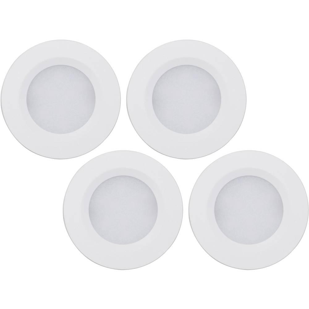 LED-svetilka za površinsko pritrditev Müller Licht, 57009, 7,5 W, menjav. barv, 4 x 6 LED