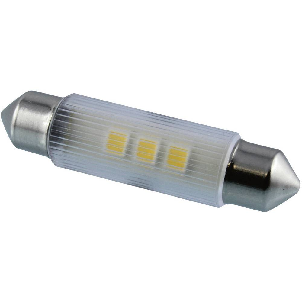 LED sofitna žarnica, topla bela 24 V/DC, 24 V/AC 75 lm Signal Construct MSOH114364