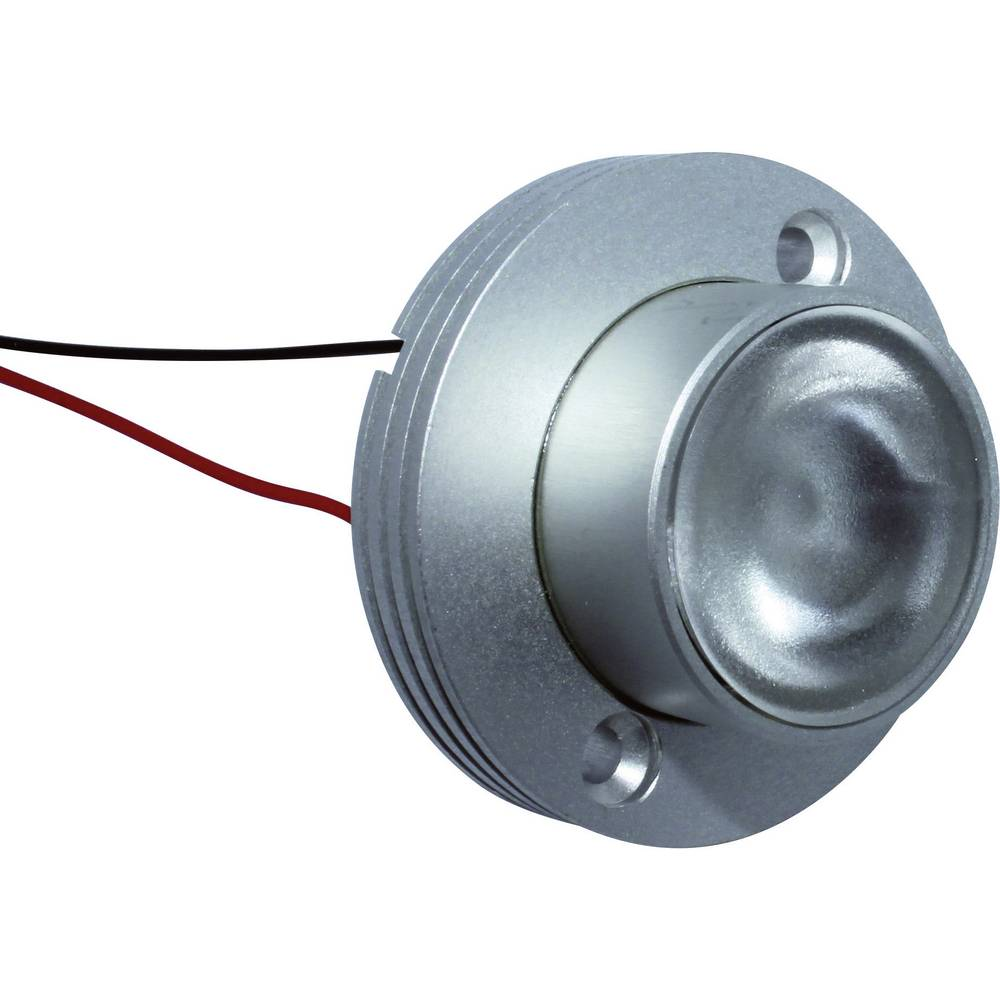 HighPower LED-spot Signal Construct Amber 1 W 80 lm 15 ° 3.3 V