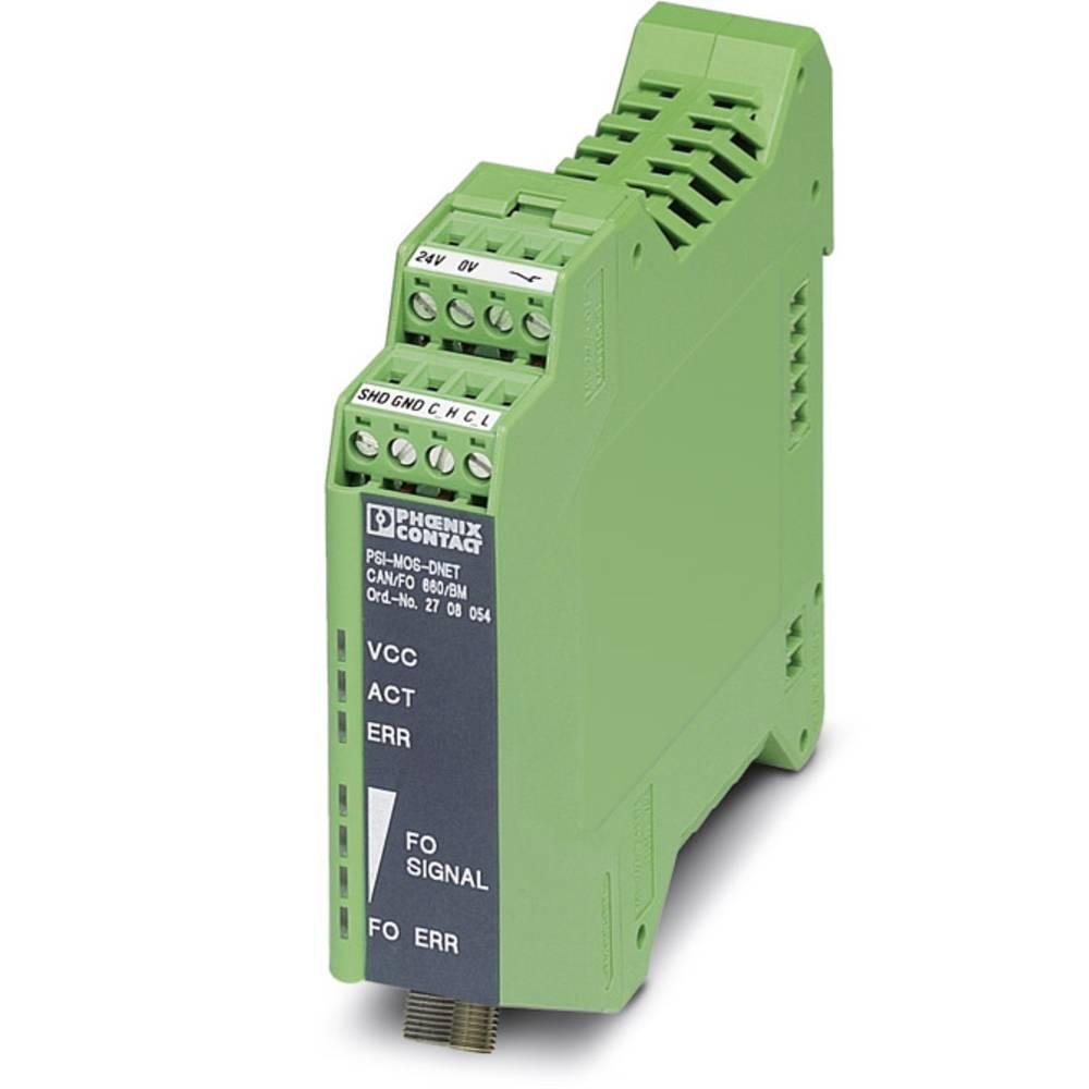 Optički pretvarač Phoenix Contact PSI-MOS-DNET CAN/FO 660/BM optički pretvarač