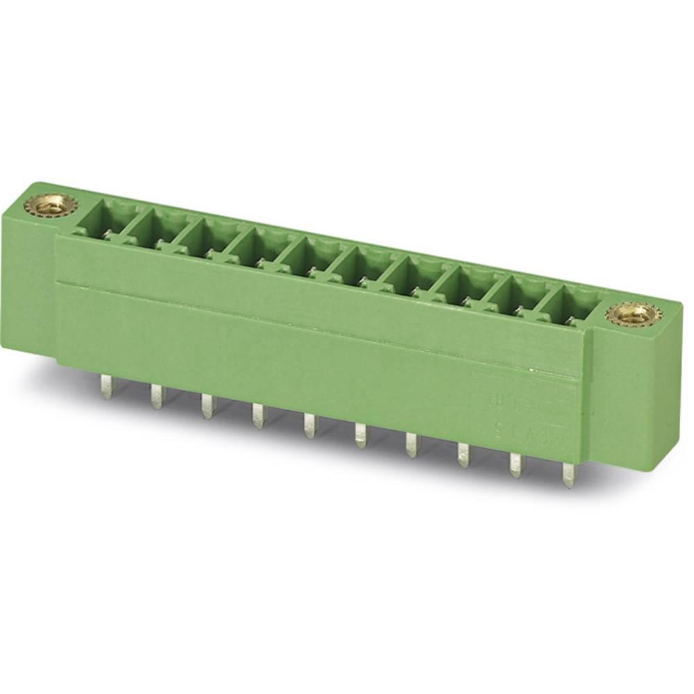 Stiftkabinet-printplade MCV Samlet antal poler 5 Phoenix Contact 1843253 Rastermål: 3.50 mm 250 stk