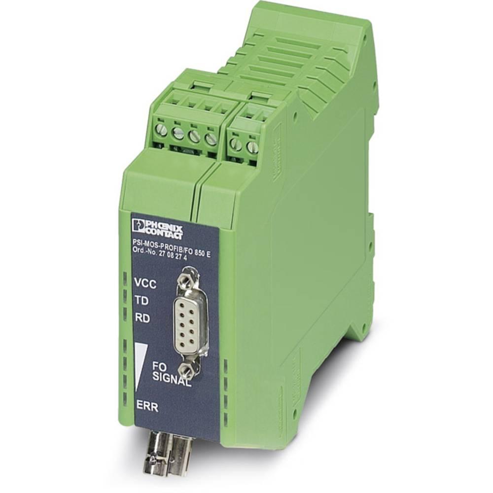 Pretvornik za optiko Phoenix Contact PSI-MOS-PROFIB/FO 850 E Pretvornik za optiko