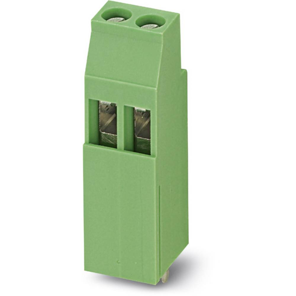 Skrueklemmeblok Phoenix Contact MKKDSH 3/ 2 2.50 mm² Poltal 2 Grøn 50 stk