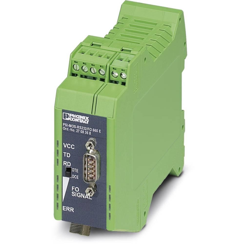 Optički pretvarač Phoenix Contact PSI-MOS-RS232/FO 660 E optički pretvarač