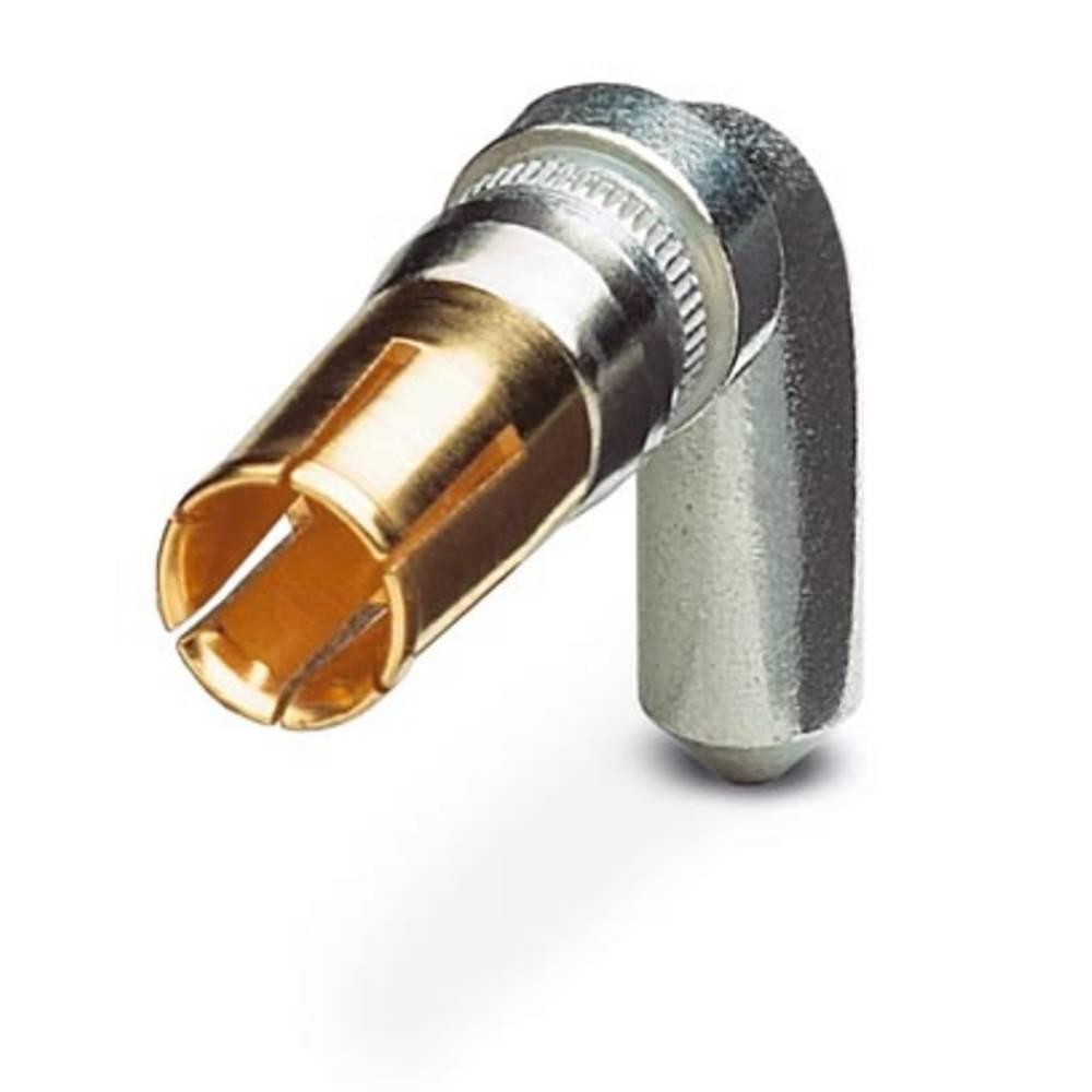 Visoko-napetostni-vtičnični kontakt AWG min.: 18 AWG maks.: 14 pozlačen Phoenix Contact VS-BU-LH-3,6/18/3,8 30 kosov