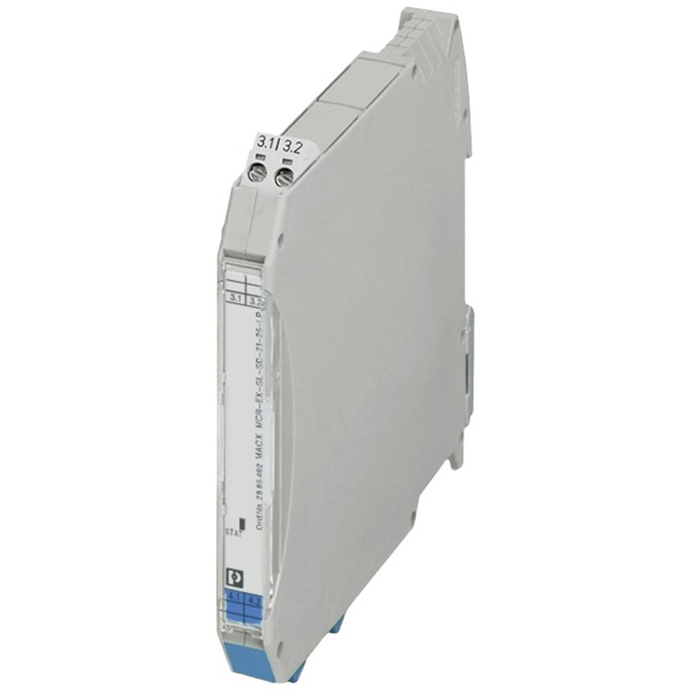 MACX MCR-EX-SL-SD-21-25-LP - modul kontrole ventilov Phoenix Contact MACX MCR-EX-SL-SD-21-25-LP kataloška številka 2865492 1 kos