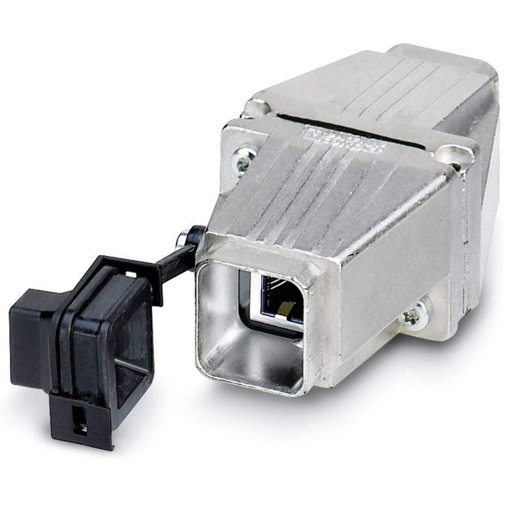 VS-PPC-J-1-RJ45-MNBK - RJ45-spona VS-PPC-J-1-RJ45-MNBK Phoenix Contact 1405183 1 kos