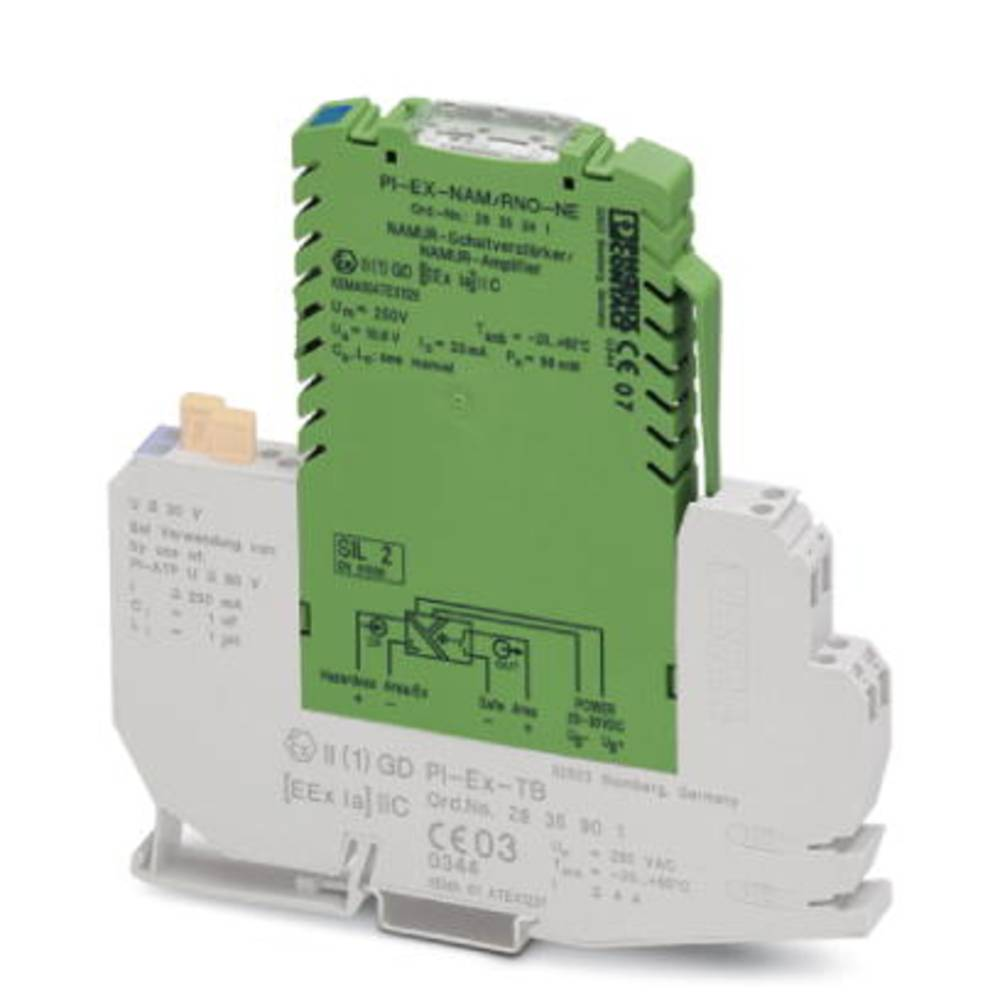 PI-EX-NAM/RNO-NE - signalni ločilnik Phoenix Contact PI-EX-NAM/RNO-NE kataloška številka 2835341 1 kos