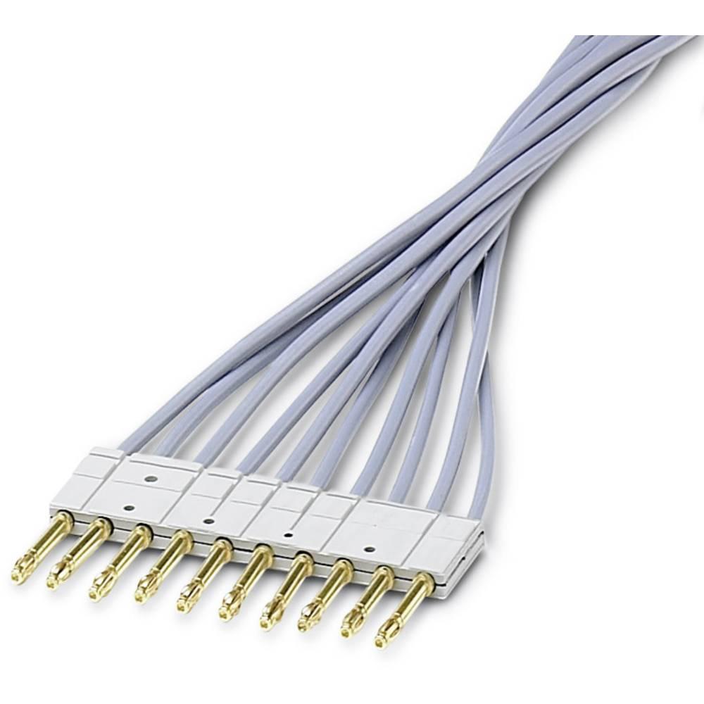 Tilslutningskabinet-kabel SPB (value.1360961) Samlet antal poler 1 Phoenix Contact 1301355 5 stk