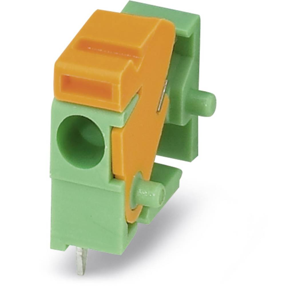 Fjederkraftsklemmeblok Phoenix Contact FFKDS/H1-5,08 1.50 mm² Poltal 1 Grøn 250 stk