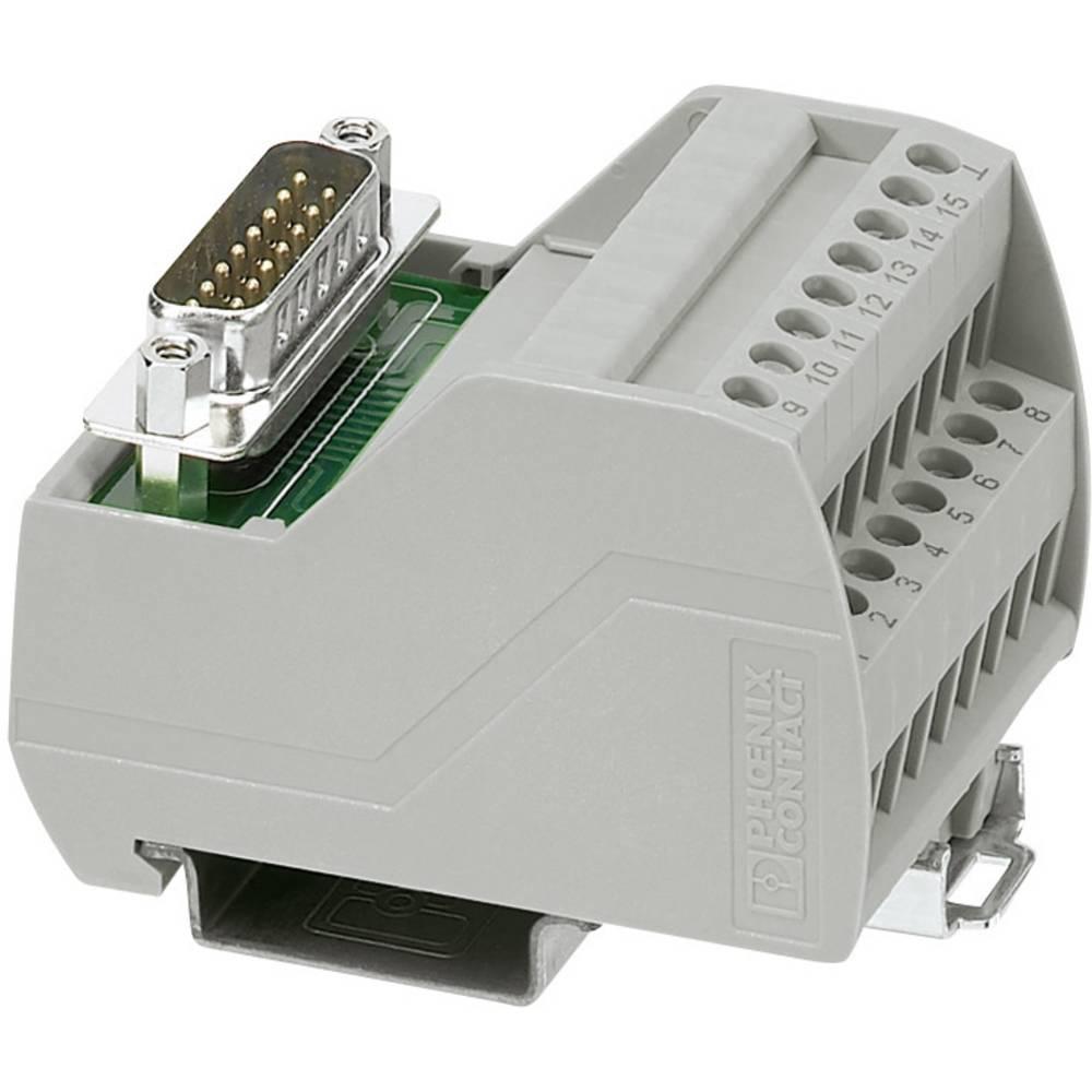 VIP-2/SC/D15SUB/M - Prenosni modul VIP-2/SC/D15SUB/M Phoenix Contact vsebina: 1 kos